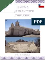 """Chile, """"Iglesia San Francisco de Chiu Chiu"""""""