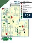 Primer Plana Evakuacije - Spratovi