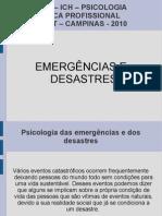 Emergências+e+Desastres