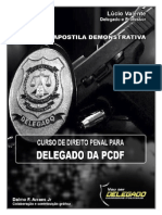 Apostila Demonstrativa - Delegado Da Pcdf