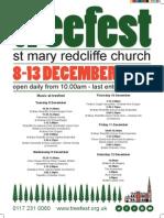 Treeft Music Programme