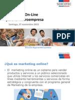 Marketing Online PPT