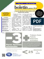 Boletín 175 - payares 2015