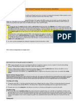 IFRS 2 Share Based Payment Final Revision Checklist