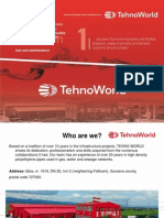 Tehno World - Prezentare firma