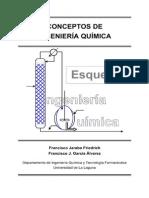 Conceptos de Ingenieria Quimica - Esquemas