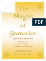 The Magic of Somatics - Lawrence Gold