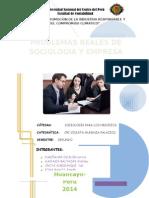 Problemas Reales de Sociologia y Empresa