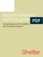 ShelterGuide AsylumSeekers and Refugees
