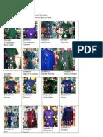 Nuevo Catalogo de Bordados Enumerados