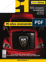 Revista T21 Agosto 2015