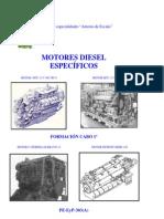 4 Motores Características