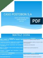 Caso Postobon s