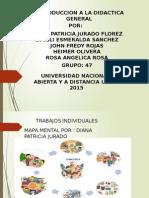Trabajo Colaborativo Didactica Conclusiones