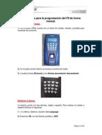 Programación Manual Del F9 Sept 08, 2010