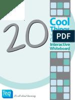 20 Cool Things Iwb
