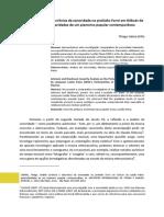 Análise acrônica e diacrônica da sonoridade no prelúdio Forró em Gilbués de Luizão Paiva