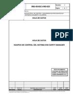 Hoja de Datos de Equipos de Control (SM IO) APC