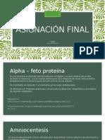 asignacion final