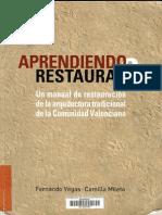 Aprendiendo a Restaurar