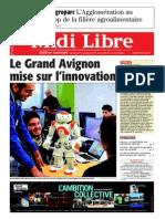 Le Grand Avignon mise sur l'innovation