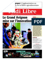 Le Grand Avignon mise sur l'innovation