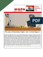 Genesis-January 2014 Issue II
