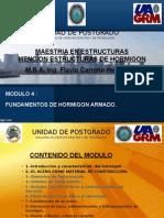 MODULO 3 ESTRUCTURA DE HORMIGON ARMADO Y PRETENSADO TEMA 3 4 5 6 continuacion.ppsx