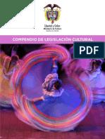 Ministerio de Cultura - Compendio de Legislación Cultural