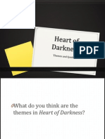 Heart of Darkness Theme and Symbols