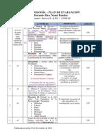 Epistemología (Plan de Evaluación)