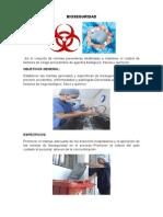 Bioseguridad Clinica