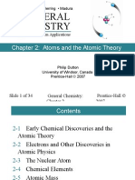 Atom & Teori Atom by nisvia febrianti west sumatera