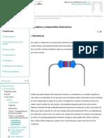 Conceptos y ComponentrEes Electrónicos_ Resistencias