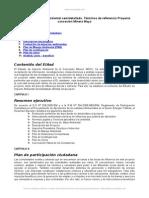 Terminos Referencia Estudio Impacto Ambiental Semidetallado