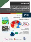 Prototipado Digital Fabricacion e Impresion 3D Talleres Practicos