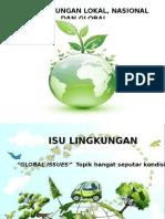 Isu Lingkungan