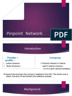 PINPOINT NETWORK