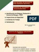 IPER Identificación Peligros Evaluación Riesgos
