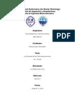 Ley General de Las Telecomunicaciones 153-98