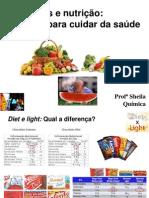 Aula Alimentos Bioquímica