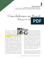Cineclubismo No Brasil_ Esboço de Uma História.