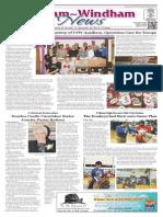 Pelham~Windham News 11-27-2015