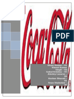 Coca Cola-Aligning HR Atrtegy With Business Strategy