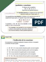 Ecuaciones 1c2ba y 2c2ba Grado
