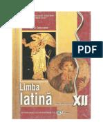 Manual Limba Latină clasa a XII-a