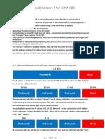 1.3 IP (Internet Protocol) Version 4 for CCNA R&S