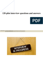 Interview Pilot