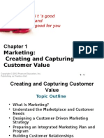 Principles of marketing chapter 1