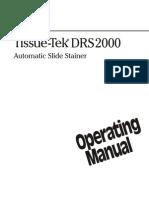 Operating Manual DRS2000 (ENG)